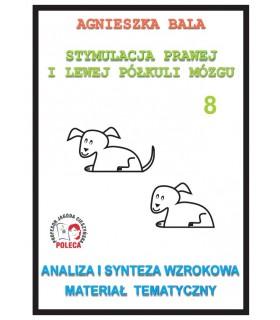 Zeszyt ćwiczeń 8 - Analiza i synteza wzrokowa, materiał tematyczny