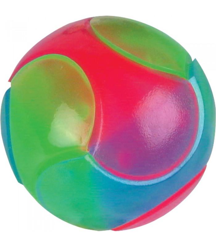 Kolorowa piłka świecąca