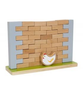 Chwiejąca się ściana