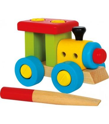 Skonstruuj lokomotywę