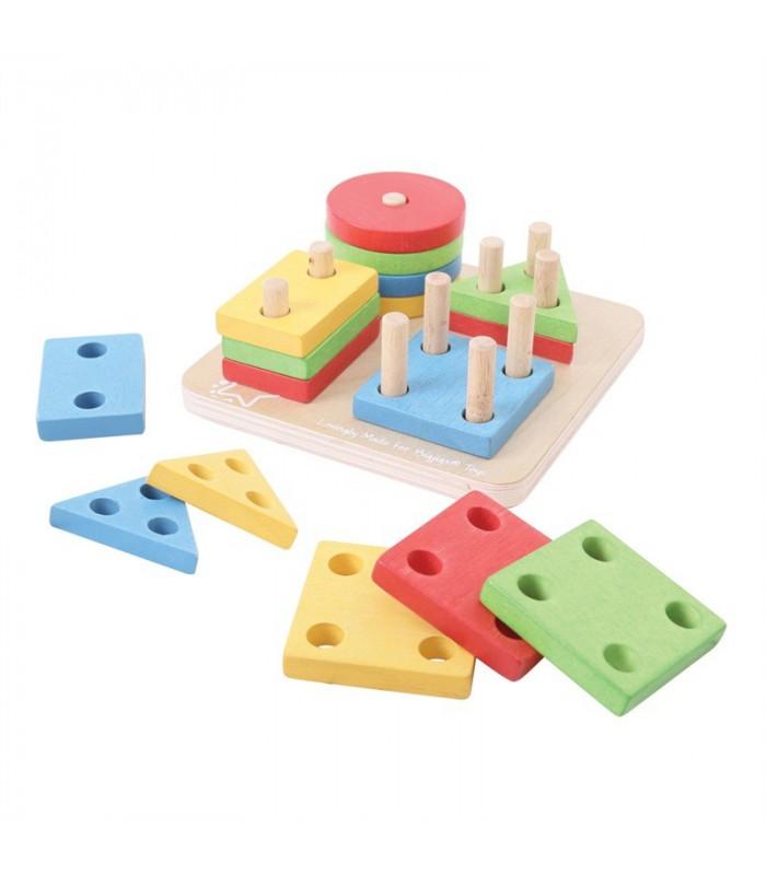 Sorter czterech kształtów