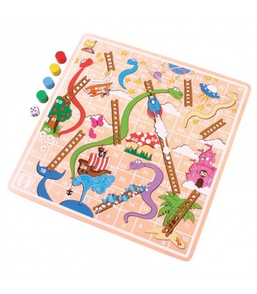 Gra Węże i Drabiny
