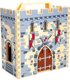 Zamek w walizce