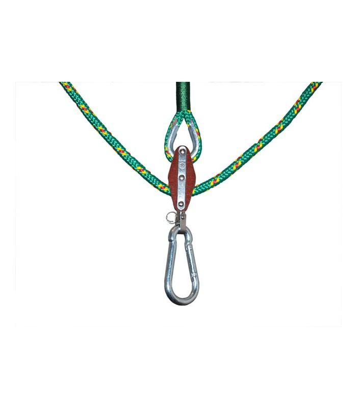 Podwiesie linowe