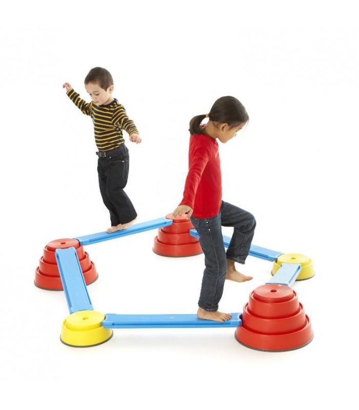 Zbuduj i ćwicz równowagę. Zestaw podstawowy