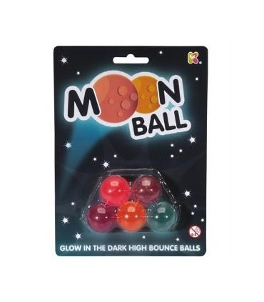 Zestaw księżycowych piłek