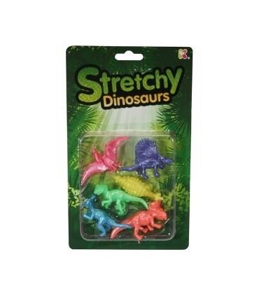 Rozciągliwe dinozaury