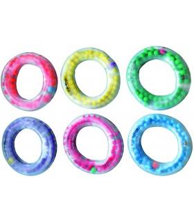 Zestaw 6 sensorycznych ringów