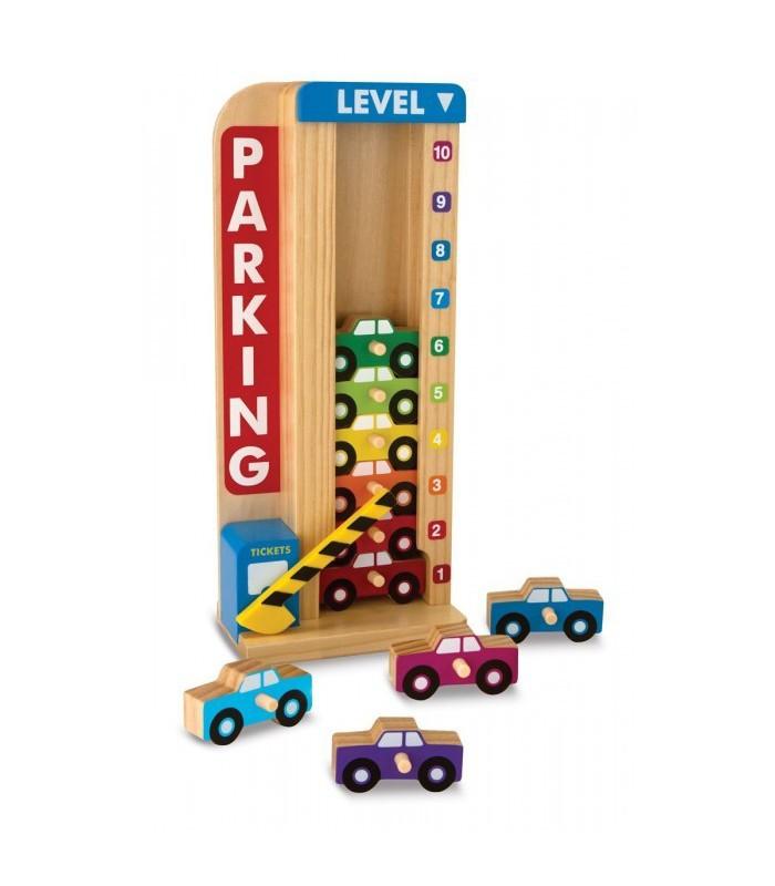 Parking nauka liczenia