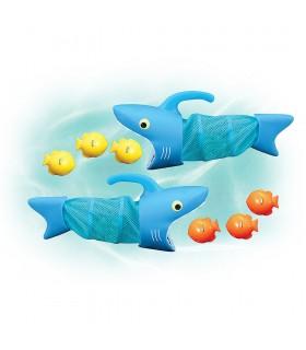 Zręcznościowa gra rekin