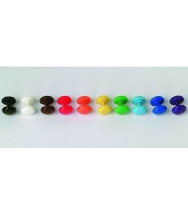 Aximo rolki małe / do grzebienia plastikowego
