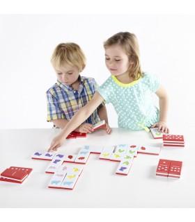 Teksturowe domino