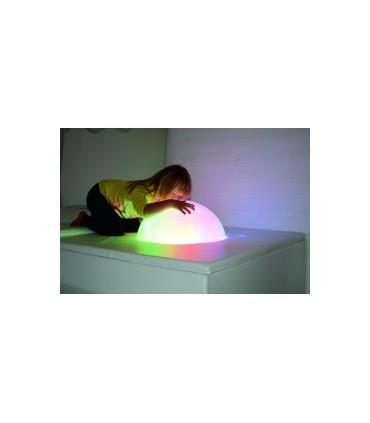 Świetlno-dźwiękowa kopuła z podestem