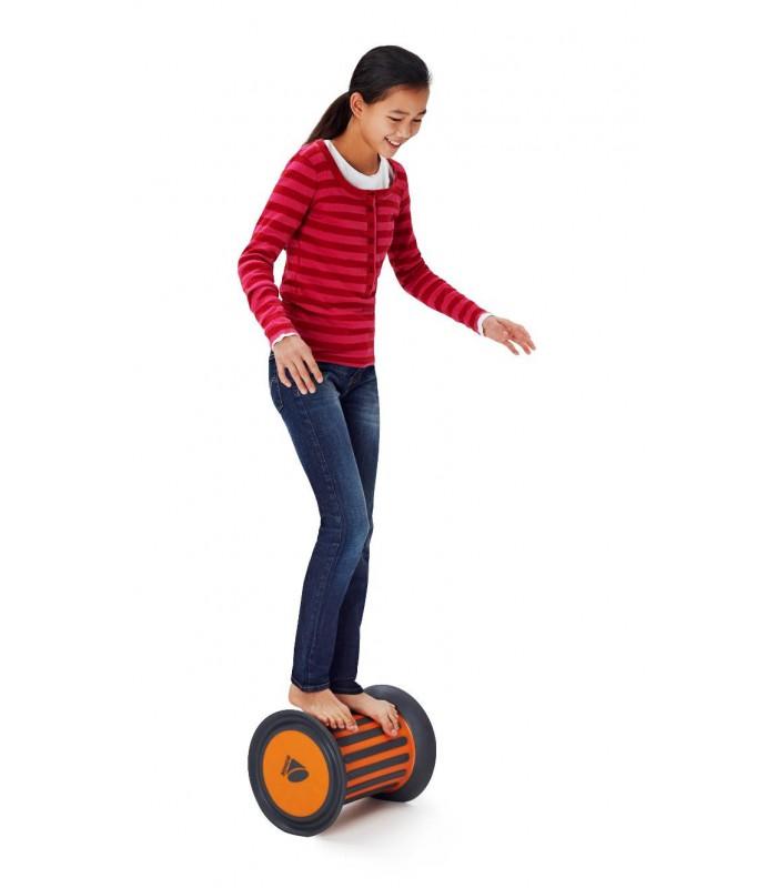 Roller pomarańczowy - trener równowagi