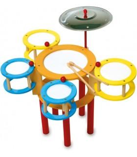 Kolorowa perkusja