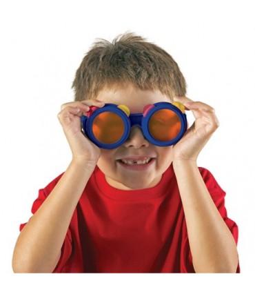Okulary miksuj kolory