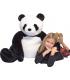Duża pluszowa panda