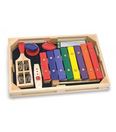 Drewniany zestaw muzyczny 2
