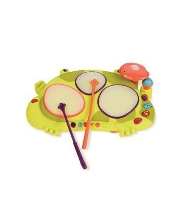 Perkusja żaba