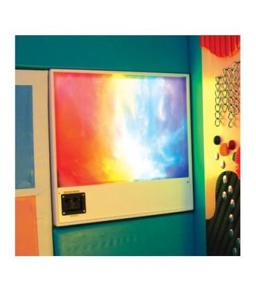 Świetlno dźwiękowy panel