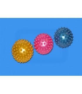 Zestaw 3 piłki z kolcami 7 cm