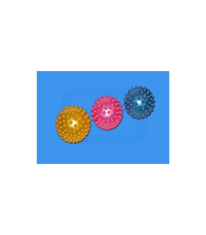 Zestaw 3 piłki z kolcami 6,5 cm
