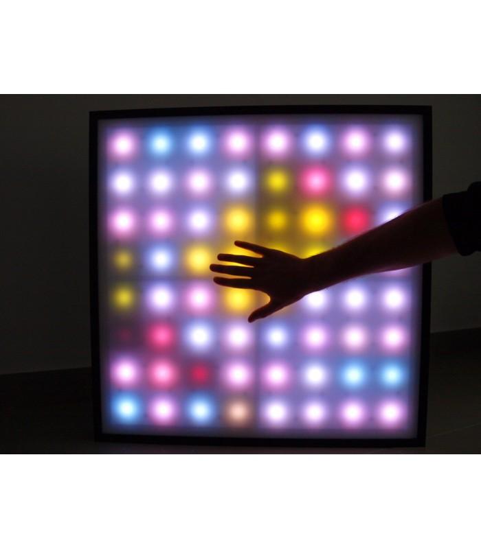 Interaktywny panel LED