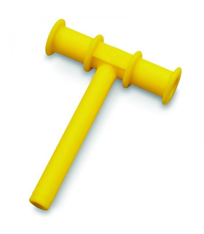 Tubka żuchwowa żółta