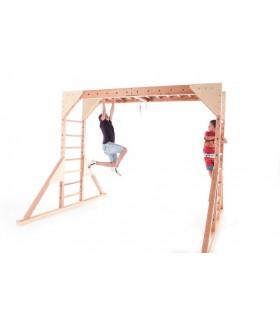 Podwiesie drewniane