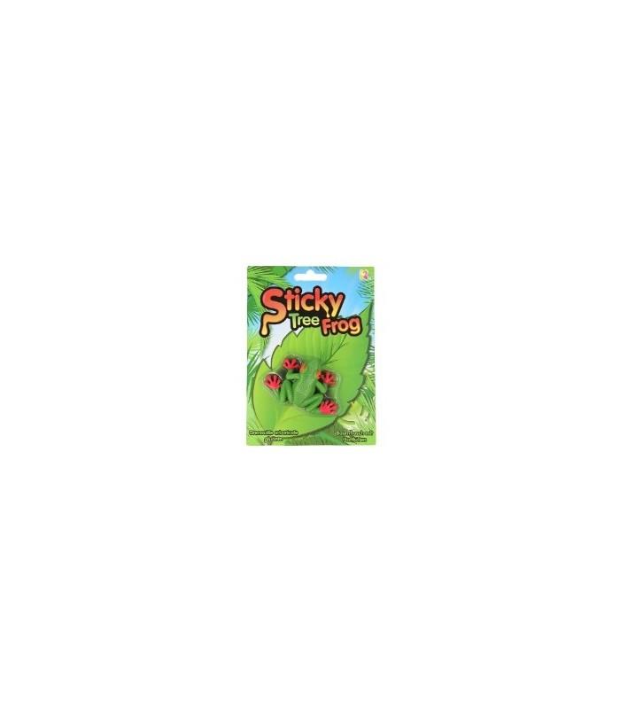 Lepka żaba