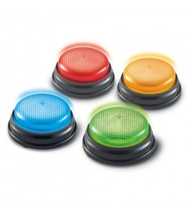 Dźwiękowe przyciski do rywalizacji z światłem