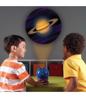 Projektor - mały astronauta