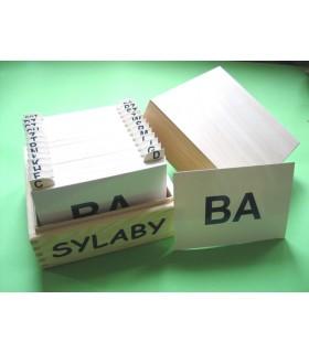 Sylaby-karty logopedyczne