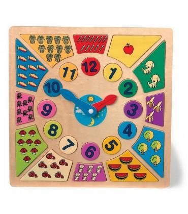 Zegar z obrazkami