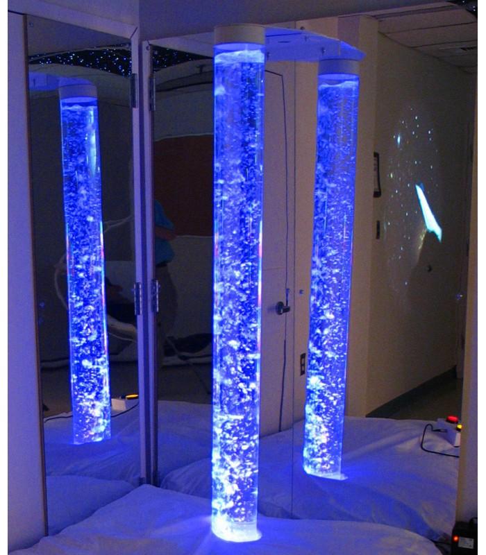 Interaktywna kolumna bąbelkowa 120cm