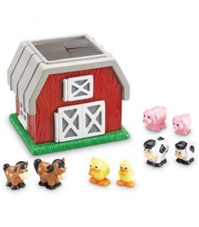 Schowaj i rozpoznaj - farma
