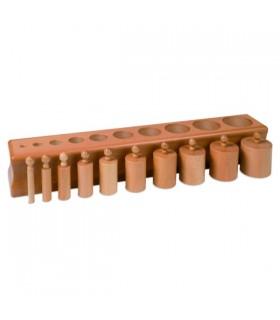 Cylindry Montessori - Blok 2