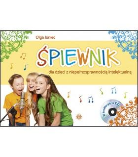 Śpiewnik dla dzieci z niepełnosprawnością intelektualną