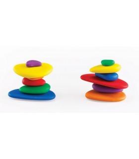 Kolorowe kamyczki