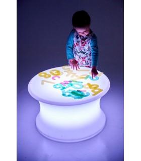 Podświetlany stół