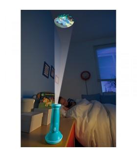 Latarka - projektor piesek