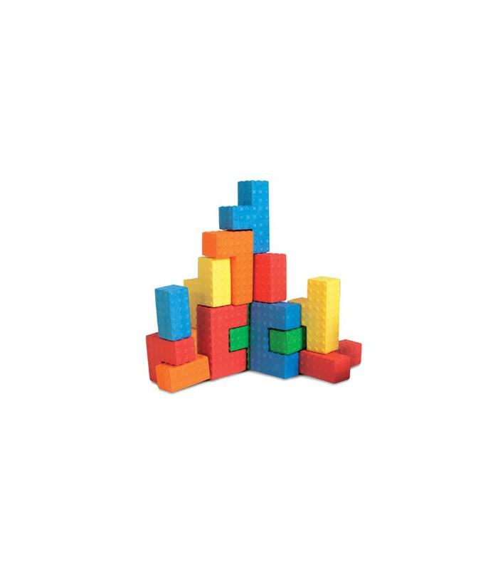 Sensoryczne puzzle/klocki