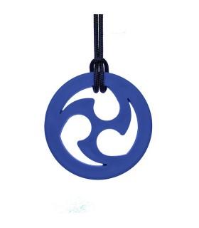 Gryzak/naszyjnik logopedyczny Ninja