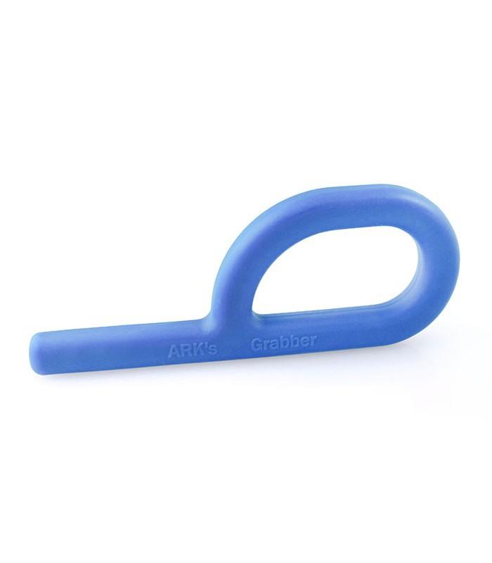 Gryzak logopedyczny niebieski
