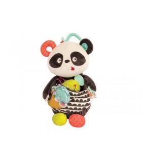 Sensoryczna panda dla najmłodszych
