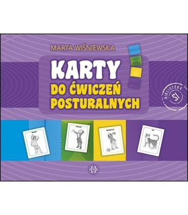 Karty do ćwiczeń posturalnych