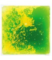 Sensoryczna podłoga z cieczą (zielono/żółta)