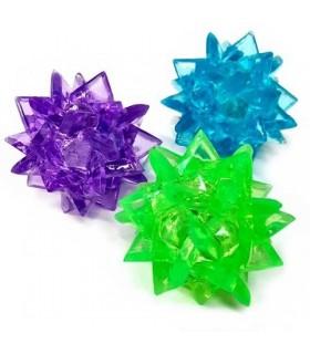 Świecąca krystaliczna piłka