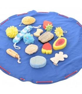Zestaw sensorycznych gąbek