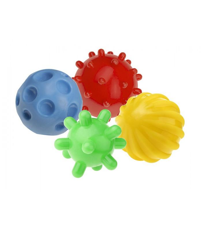 Sensoryczne piłeczki dla najmłodszych